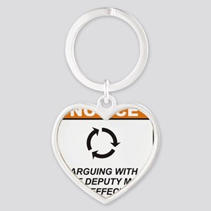 Deputy_Argue_RK2011 Heart Keychain