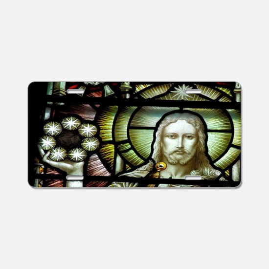 St. Patrick's Cathedral. Aluminum License Plate