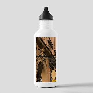 Pasta Shop Signrn Tran Stainless Water Bottle 1.0L