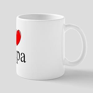 """""""I Love Napa"""" Mug"""