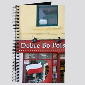 Westport. A Polish grocery store featuring Journal