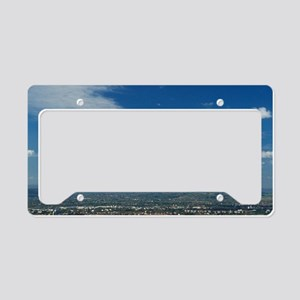 Italy, Umbria, Assisi. License Plate Holder