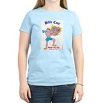 BIBLE CATS Women's Pink T-Shirt