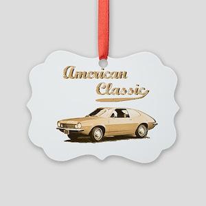 American Classic Picture Ornament