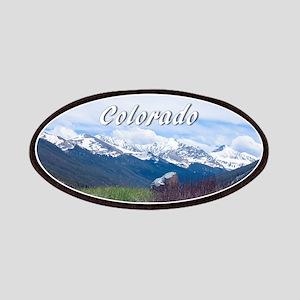 Colorado Mountain Patch