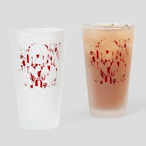 zombieskillingZ Drinking Glass
