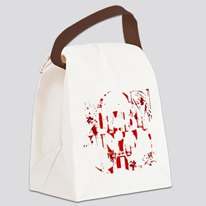 zombieskillingZ Canvas Lunch Bag