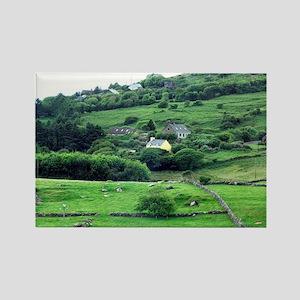 Europe, Ireland, Kerry County, Ri Rectangle Magnet
