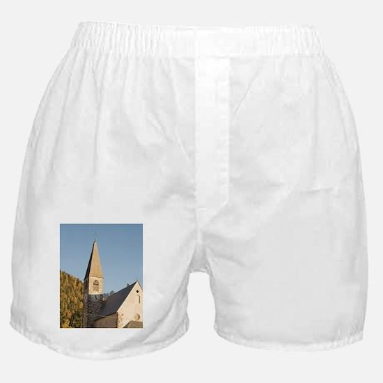 Italy, Trentino - Alto Adige, Bolzano Boxer Shorts