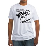 Bike Flip Fitted T-Shirt