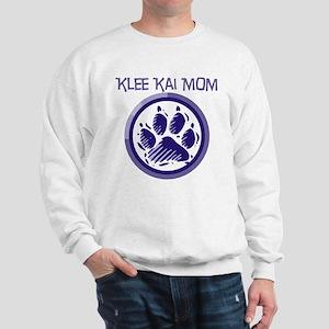 Klee Kai Mom Sweatshirt