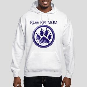 Klee Kai Mom Hooded Sweatshirt