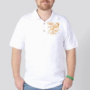 Leukemia Hope Golf Shirt