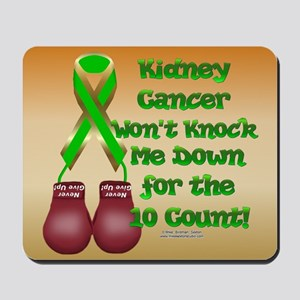 Kidney Cancer KO Mouse Pad