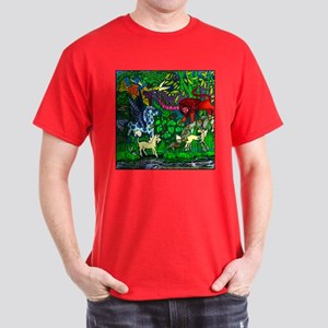 Encounters in the Rainforest Dark T-Shirt