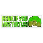 Honk If You Love Turtles!