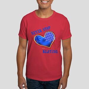 Colon Cancer Heart T-Shirt