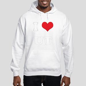 I Heart UT Hooded Sweatshirt