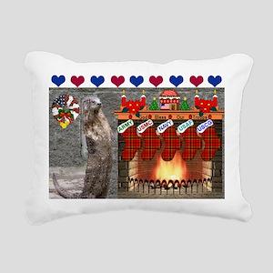patriotic front Rectangular Canvas Pillow