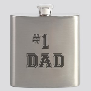 #1 Dad Flask