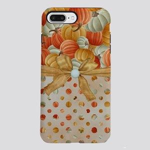 Fall Pumpkins iPhone 7 Plus Tough Case