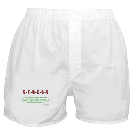 Stress Boxer Shorts