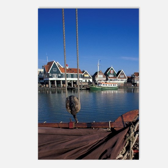 Europe, Netherlands, Vole Postcards (Package of 8)