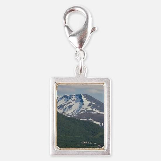Tromso. Gateway to the Arcti Silver Portrait Charm