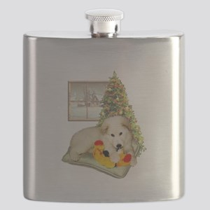 ornament_simone_pup Flask
