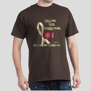 Fight Childhood Cancer Dark T-Shirt
