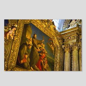 Lisbon. The Igreja de Sao Postcards (Package of 8)