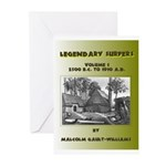 LEGENDARY SURFERS Greeting Cards (Pk of 10)