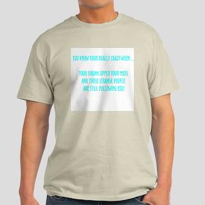 Really Crazy Light T-Shirt