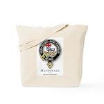 Clan MacDonald Tote Bag