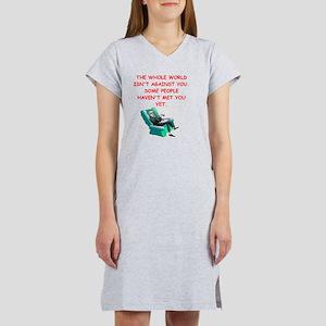 PSYCHology Women's Nightshirt
