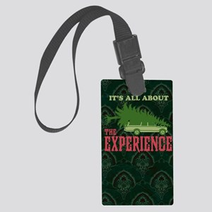 The Experience book Large Luggage Tag