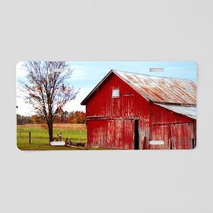 P1340233111018 Aluminum License Plate