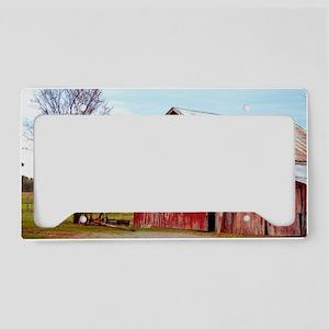 P1340233111018 License Plate Holder