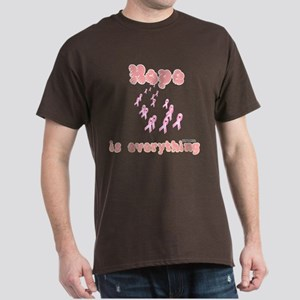 Hope 4 Breast Cancer Dark T-Shirt