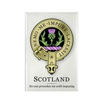 Flower of Scotland Rectangle Magnet (10 pack)