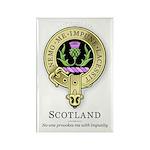 Flower of Scotland Rectangle Magnet