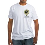 Flower of Scotland Fitted T-Shirt