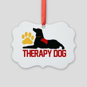 redtherapy Picture Ornament