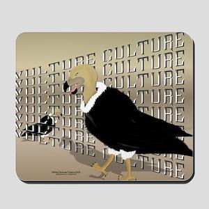 Vulture Culture Mouse pad