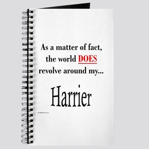 Harrier World Journal