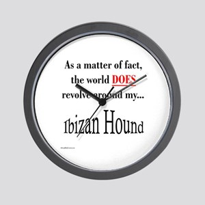 Ibizan World Wall Clock