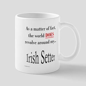 Irish Setter World Mug