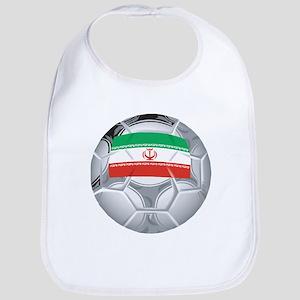 Iran Soccer Bib