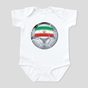 Iran Soccer Infant Bodysuit
