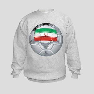 Iran Soccer Kids Sweatshirt